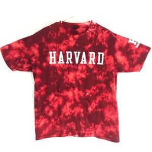 Harvard University Custom tiedye T-shirt